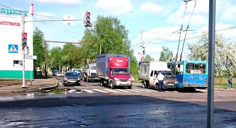 ДТП в Рыбинске