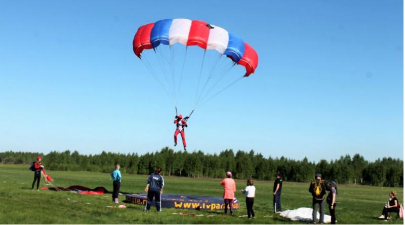 парашюты