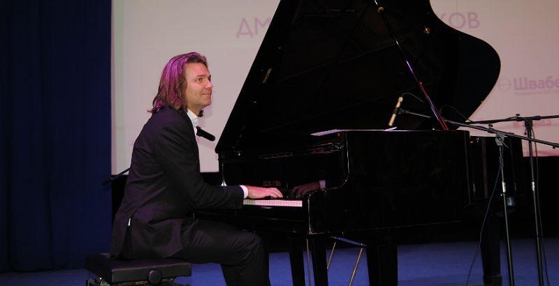 Дмитрий Маликов в Рыбинске