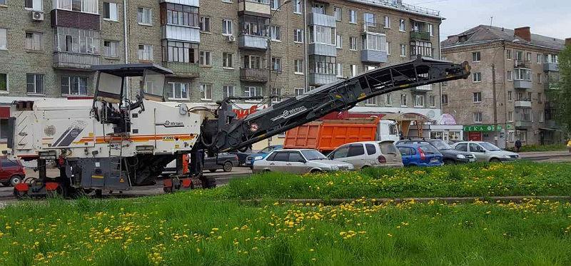 бульвар Победы в Рыбинске
