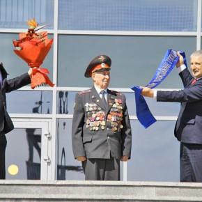 Ветеран войны стал почетным гражданином Рыбинска
