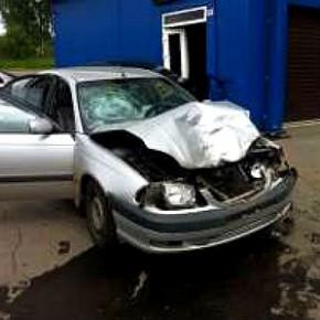 ДТП в Рыбинске: есть пострадавшие