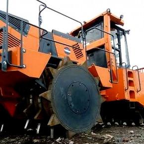 Рыбинский компактор будут испытывать в Ярославской области