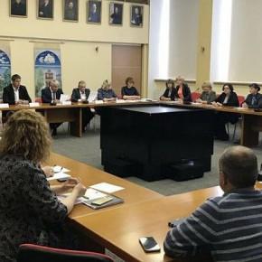 Новая Общественная палата Рыбинска собралась на первое заседание