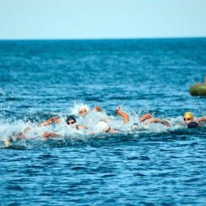 Медали на открытой воде
