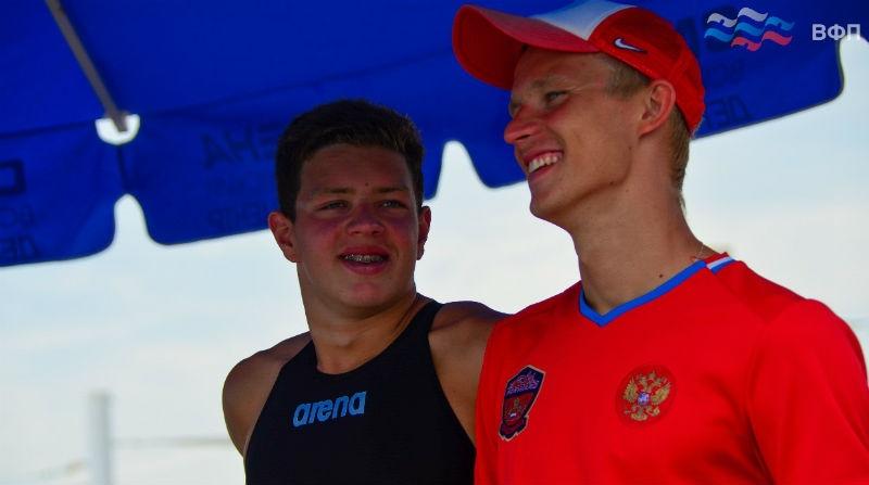 Даниил Орлов и Кирилл Беляев