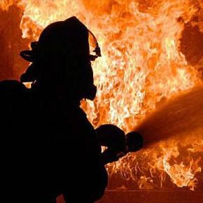 В сгоревшем доме найден труп