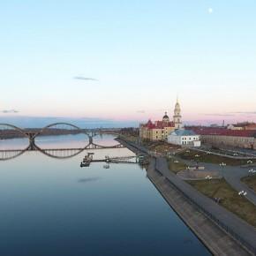 Дрон на службе Рыбинску