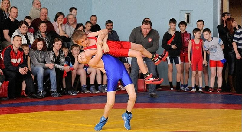 спорт борьба
