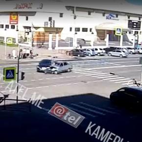 ДТП в Рыбинске: пострадала женщина