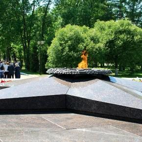 В Рыбинске почтили память погибших в Великой Отечественной войне