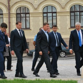 Дмитрий Степаненко: Мы будем поддерживать Рыбинск