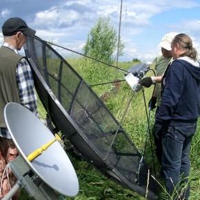 «Полевой день» рыбинских радиолюбителей