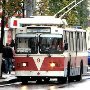 Проезд в троллейбусах станет дороже