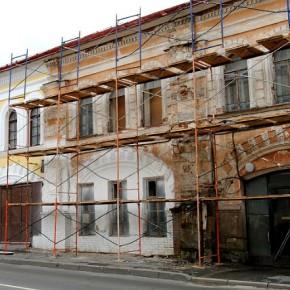 Мучной гостиный двор в Рыбинске восстанавливают