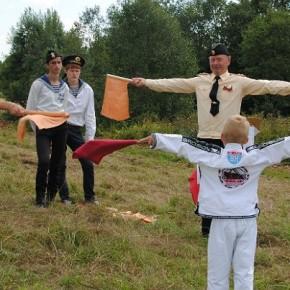 Юные моряки из Рыбинска – меткие стрелки