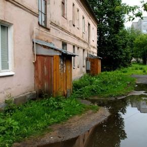 Приплыли: каждый дождь как проблема