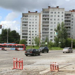 В Рыбинске начинается ремонт улицы 9 Мая