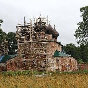 На восстановление храма в Хопылево выделят 55 миллионов рублей
