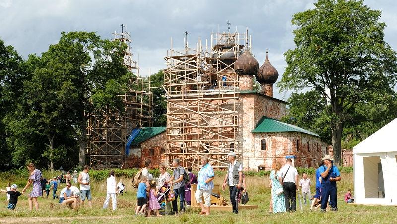 ушаковский фестиваль